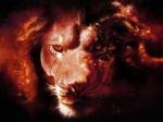 Judah's Lion 24x36