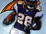 Adrian Peterson 24x36