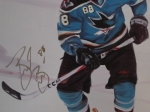 Brent Burns Signed 16x20