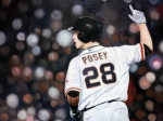 Buster Posey 16x20