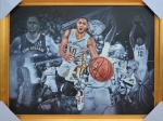 Eric Gordon Framed 30x40