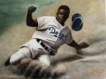 Jackie Robinson 16x20