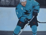 Joe Pavelski 16x20