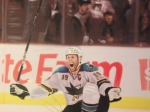 Joe Thornton Signed 16x20