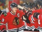 Jonathan Toews 16x20