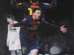 Leo Messi 16x20