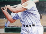 Lou Gehrig 16x20