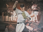 Matt Cain Perfect Game 24x36