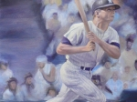 Mickey Mantle 16x20