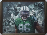 Mo Wilkerson Framed 30x40
