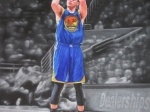 Steph Curry 16x20