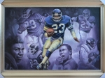Ted Brown Framed 18x24
